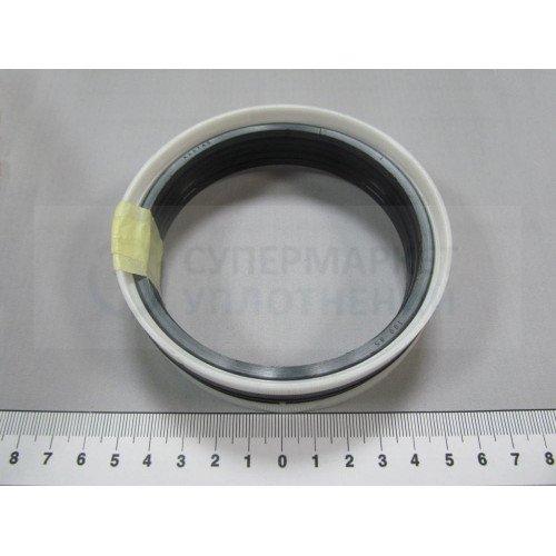 Уплотнение поршня 100*84,5*6,3 с круглым кольцом, полиэфир