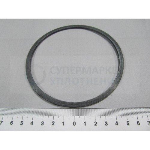 КЗ под рез. кольцо 100*110*1,8 углепластик