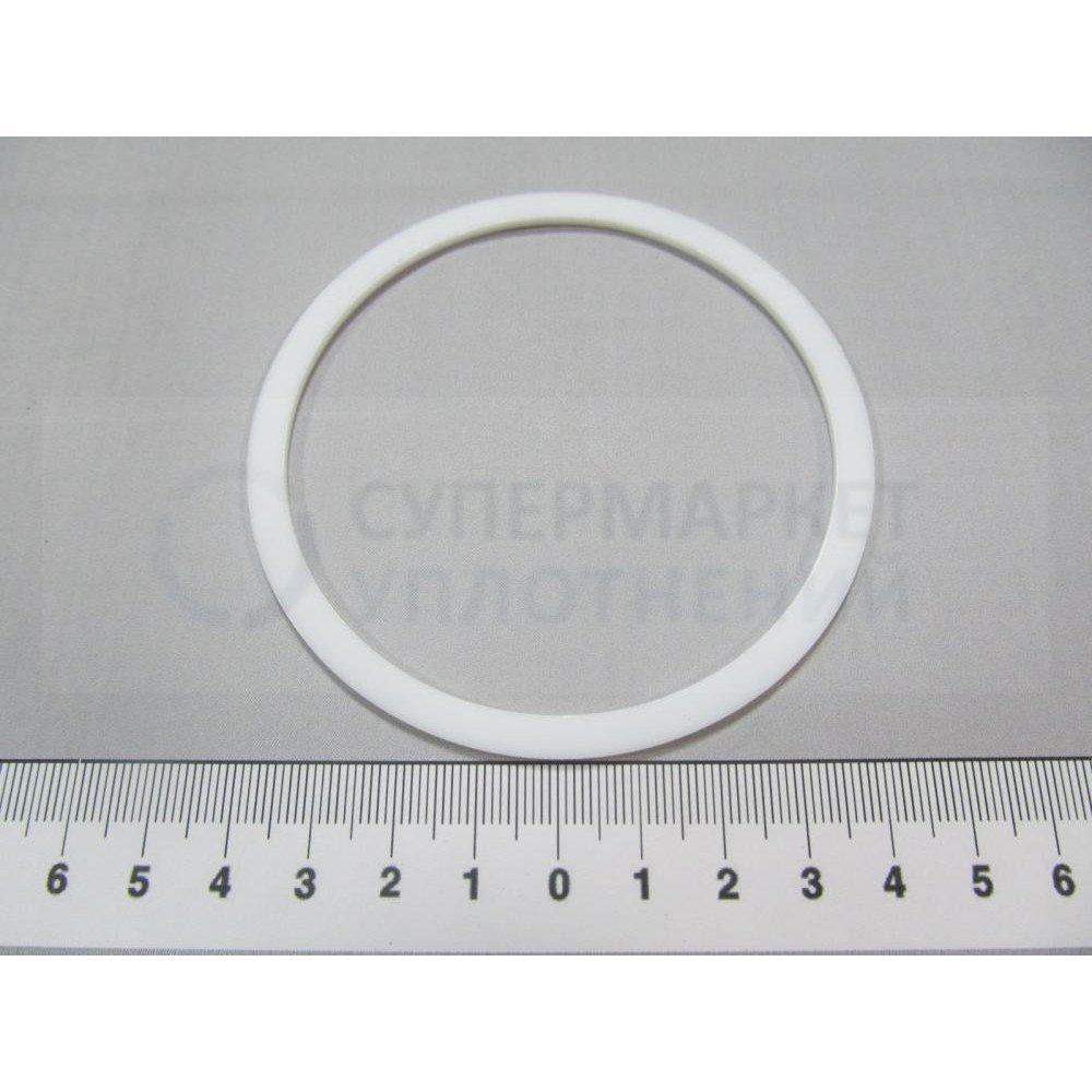 КЗ под рез. кольцо 75*85*2,0 фторопласт неразр.