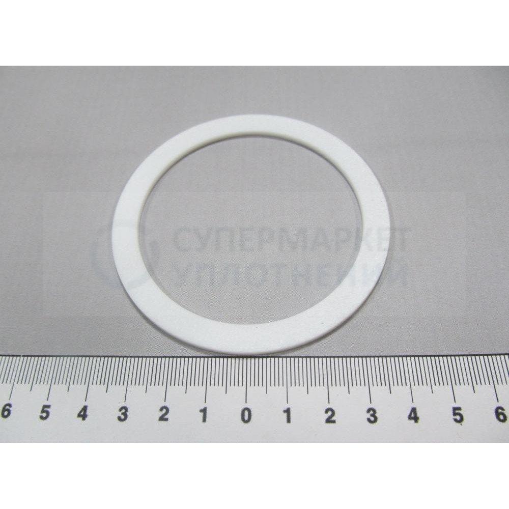 Кольцо защитное манжеты 100*75*2,0 фторопласт
