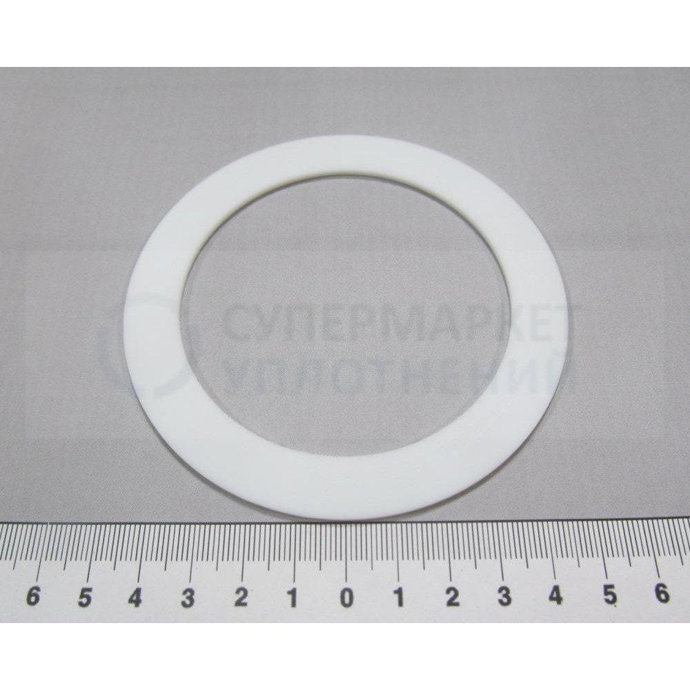 Кольцо защитное манжеты 100*80*2,0 фторопласт