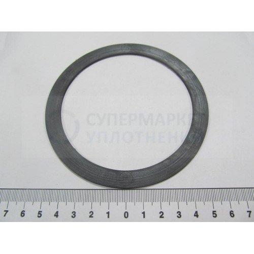 Кольцо защитное манжеты 110*90*2,0 углепластик