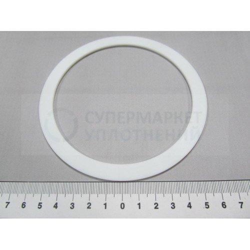 Кольцо защитное манжеты 120*100*2,0 фторопласт