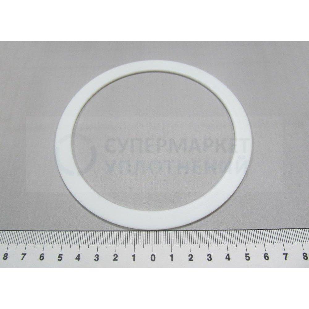 Кольцо защитное манжеты 125*105*2,0 фторопласт