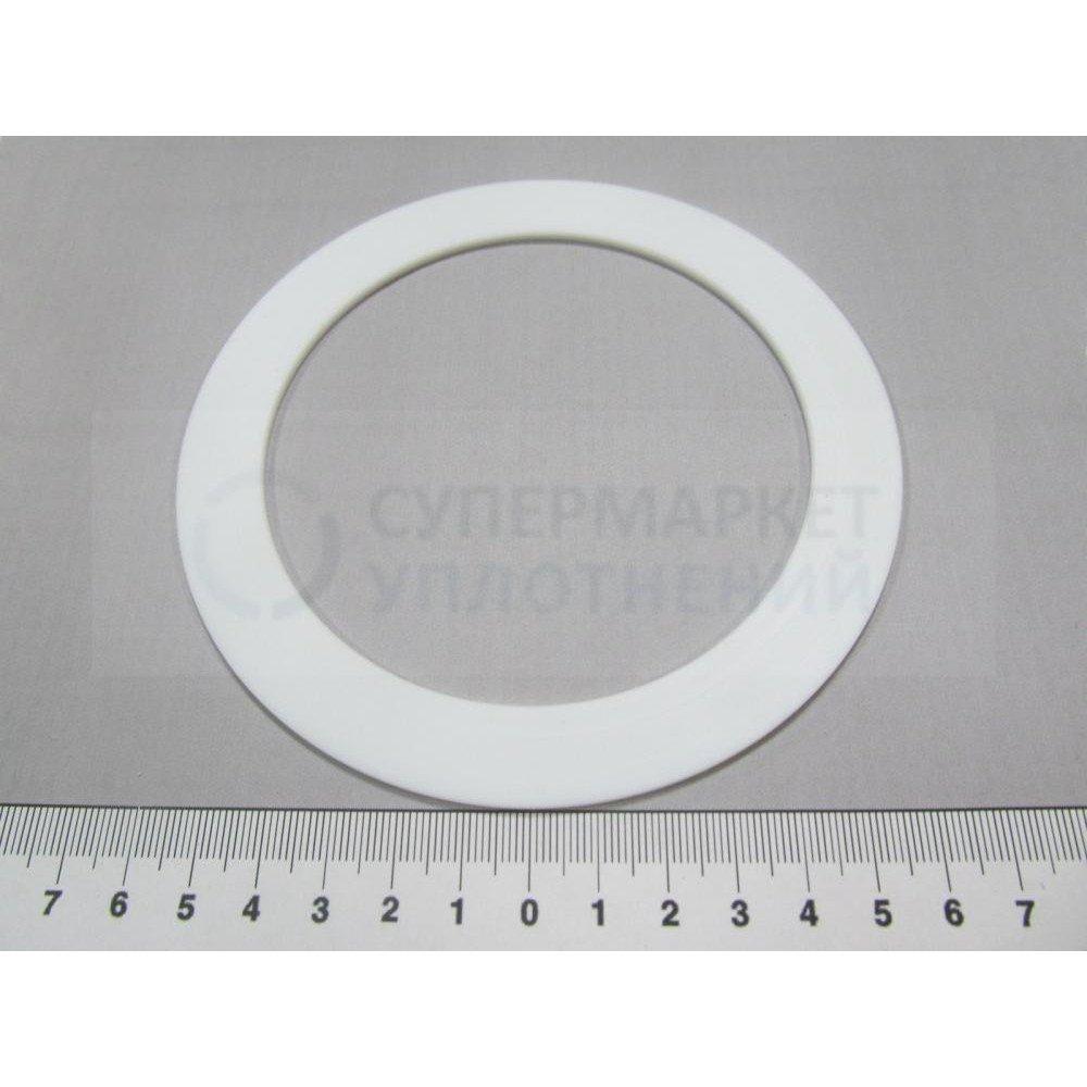 Кольцо защитное манжеты 125* 95*2,0 фторопласт