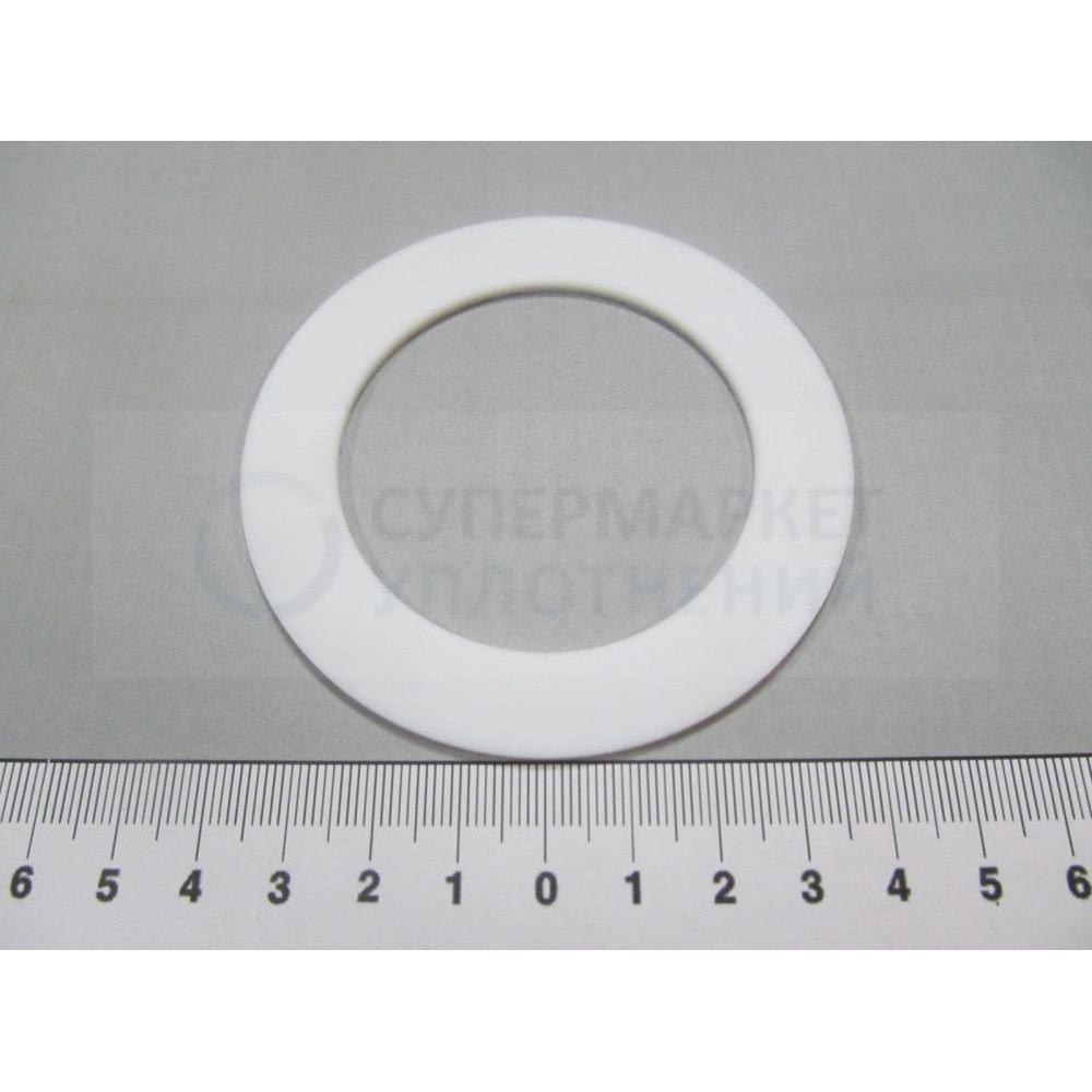 Кольцо защитное манжеты 80*55*2,0 фторопласт