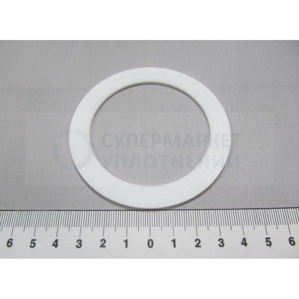 Кольцо защитное манжеты 80*60*2,0 фторопласт
