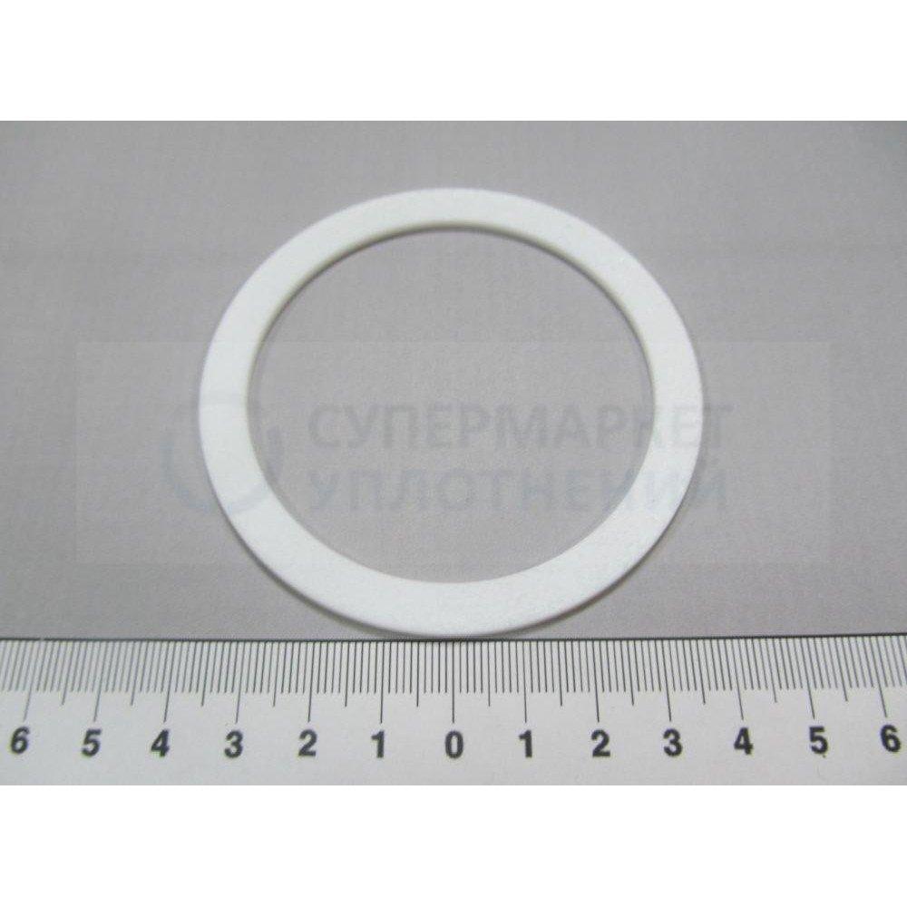 Кольцо защитное манжеты 80*65*2,0 фторопласт
