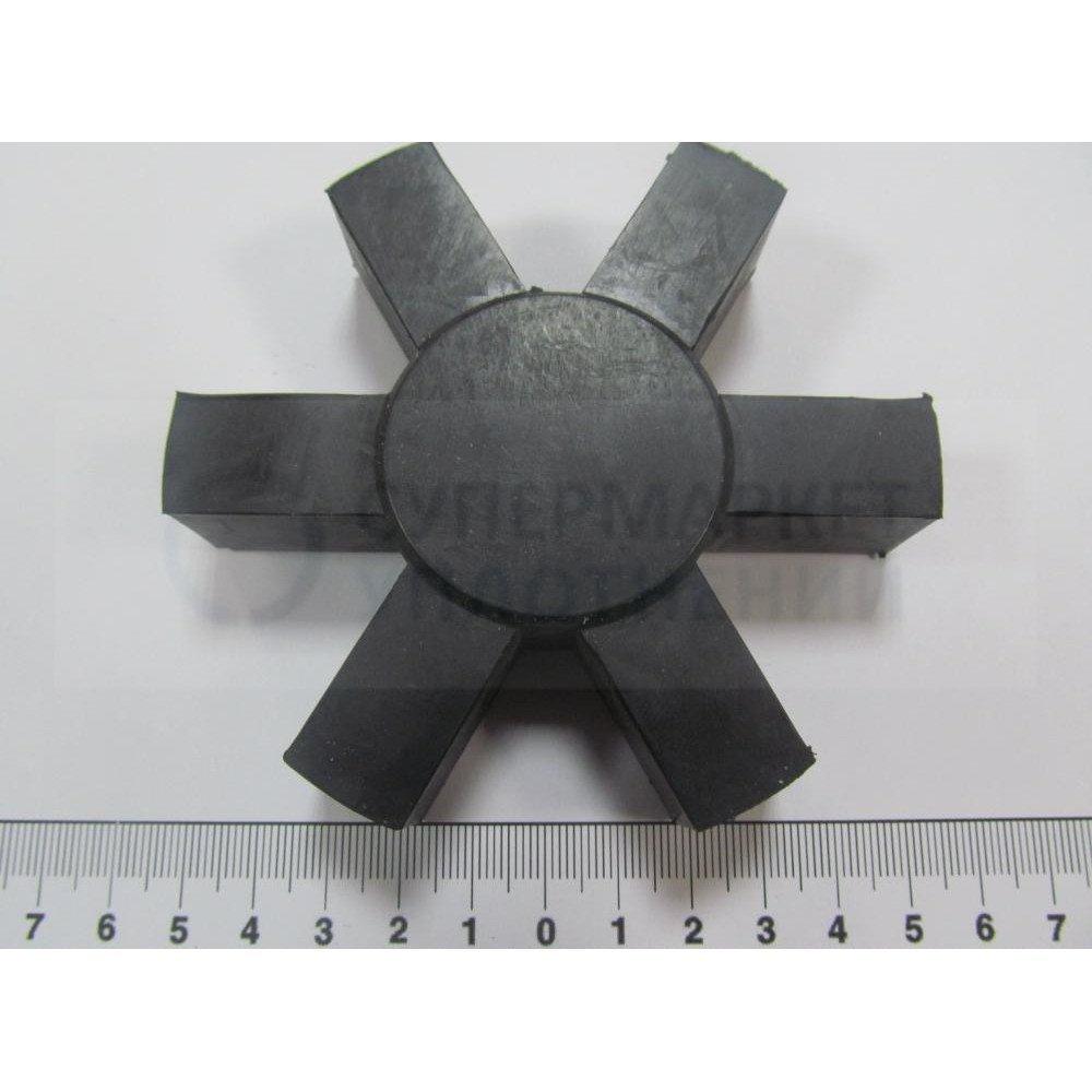 Звездочка 100х45х22 резиновая ( 125-У3 ) ГОСТ Р 50894-96