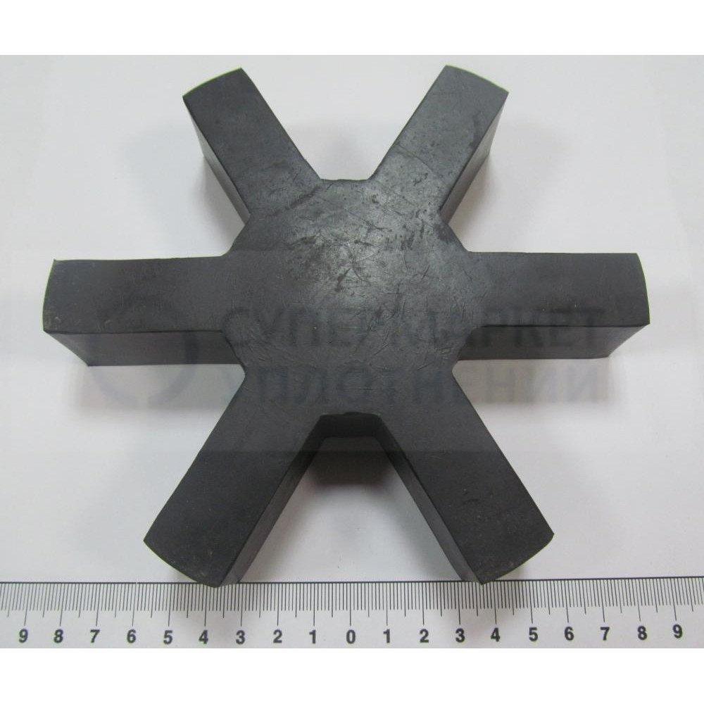 Звездочка 160х67х30 резиновая ( 400-У3 ) ГОСТ Р 50894-96