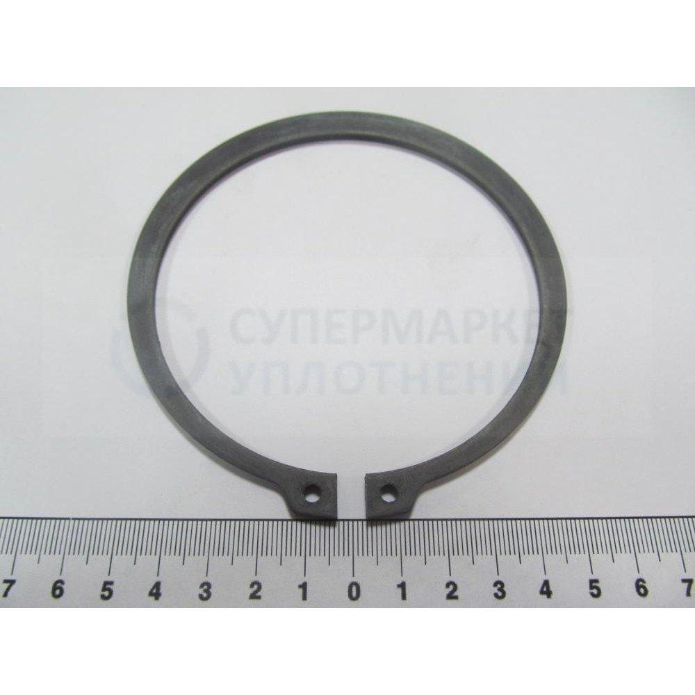 Кольцо стопорное d100мм наружное