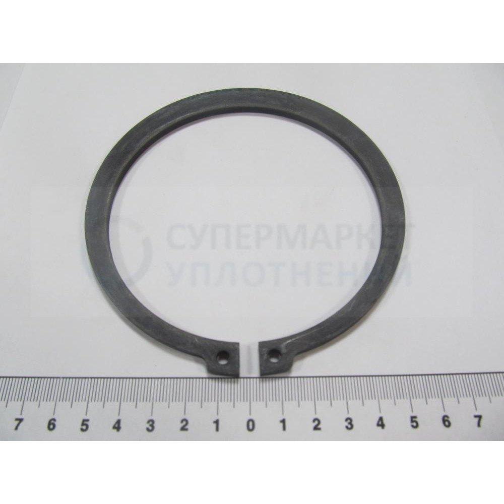 Кольцо стопорное d108мм наружное