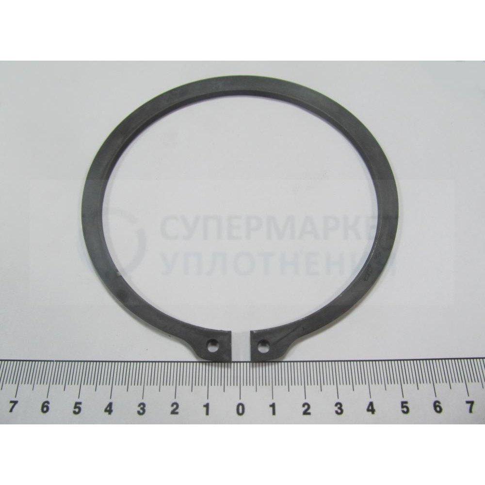 Кольцо стопорное d110мм наружное