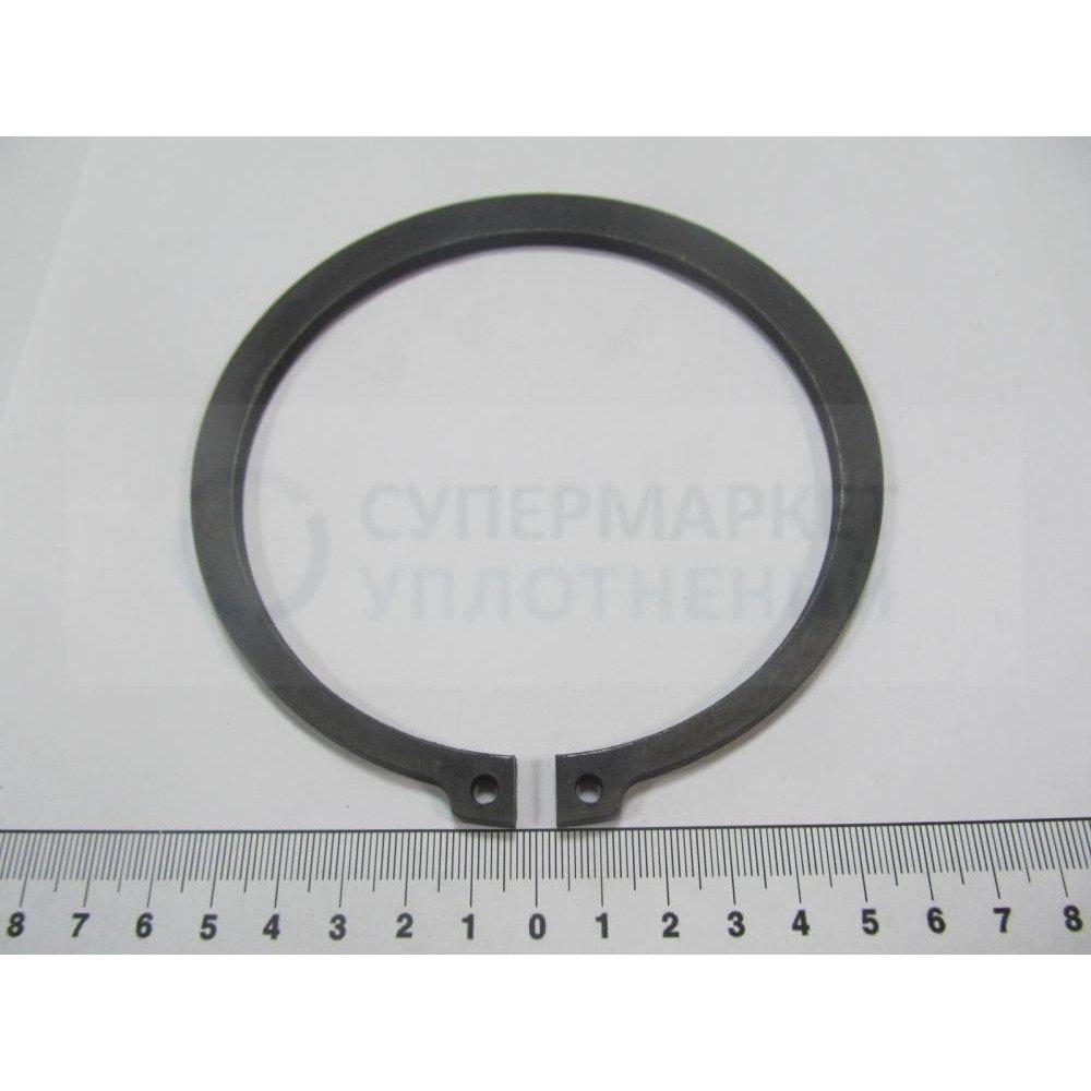 Кольцо стопорное d115мм наружное