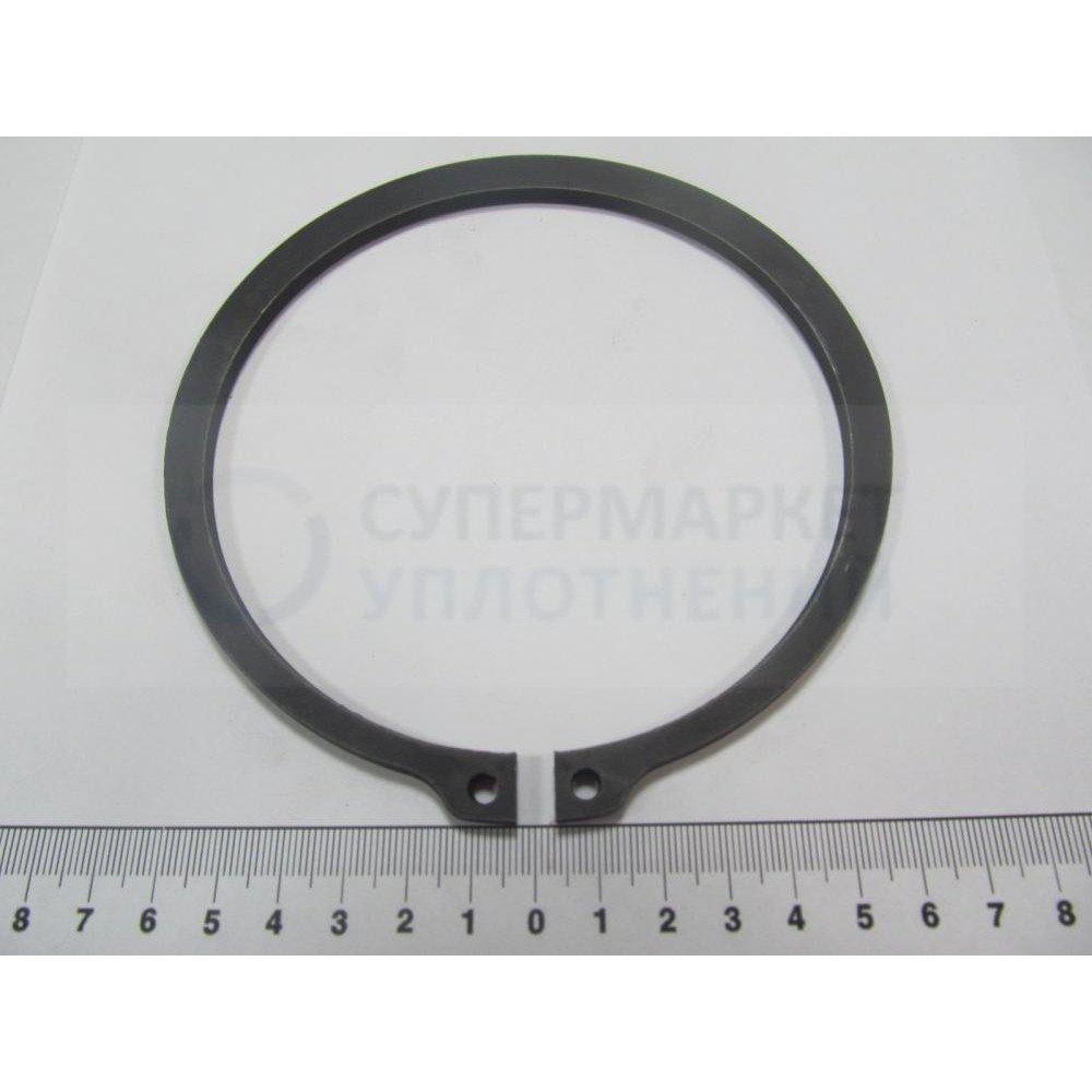 Кольцо стопорное d125мм наружное