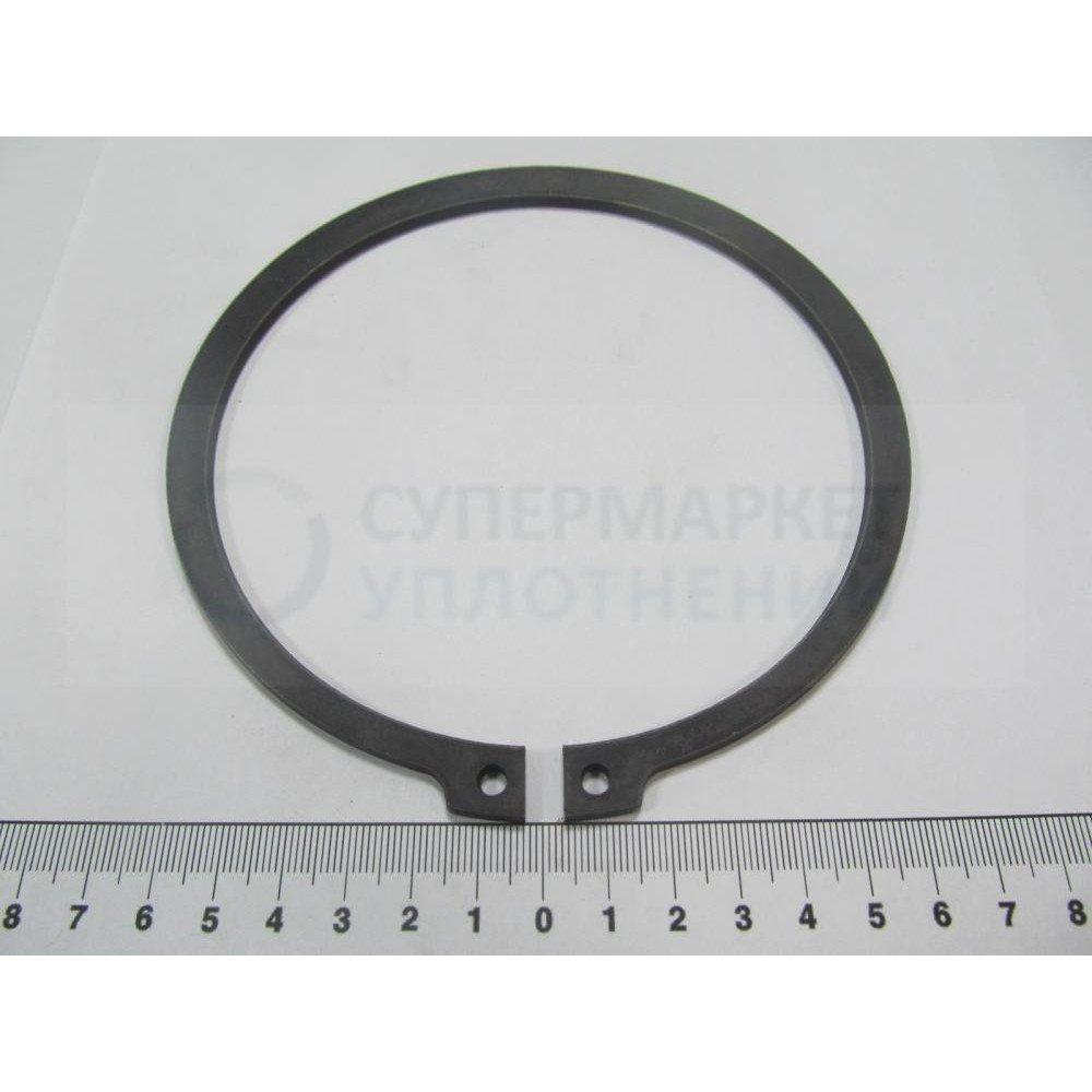 Кольцо стопорное d130мм наружное