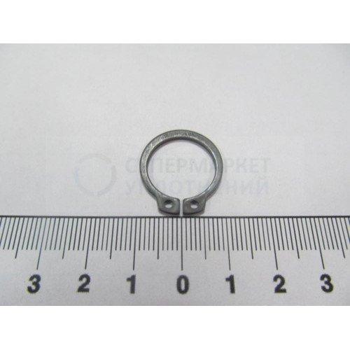 Кольцо стопорное d 16мм наружное