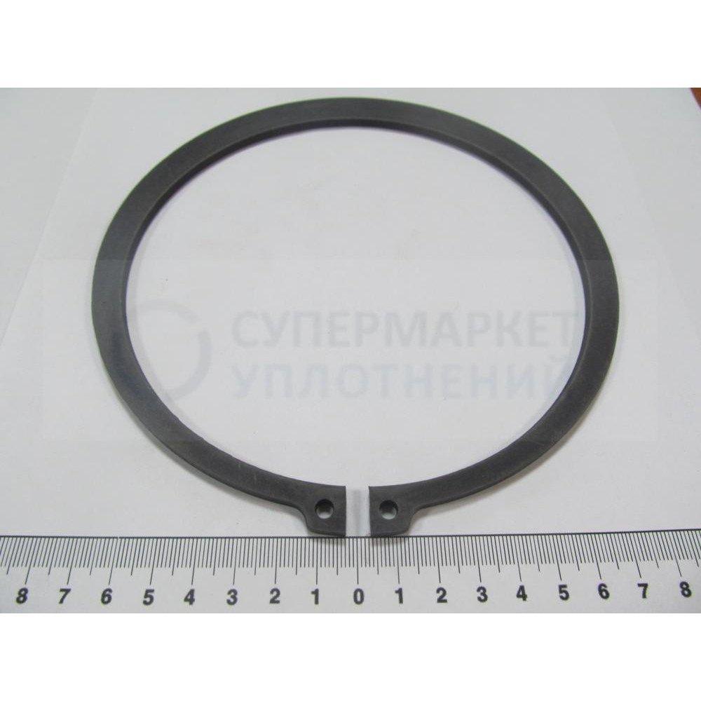 Кольцо стопорное d160мм наружное