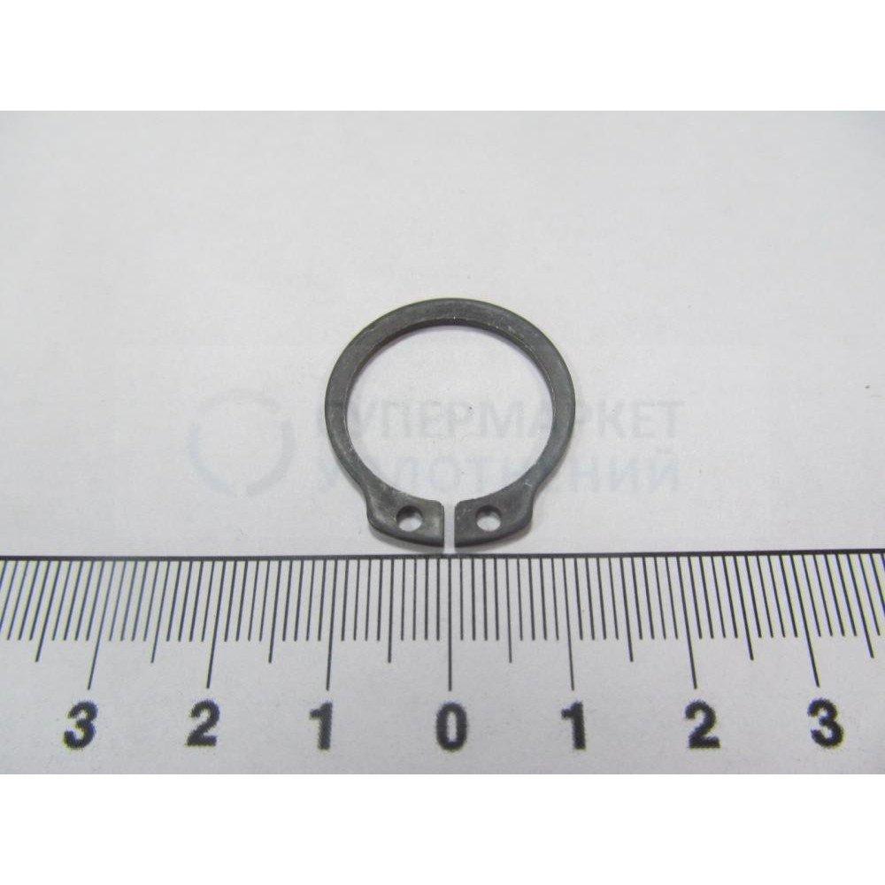 Кольцо стопорное d 19мм наружное