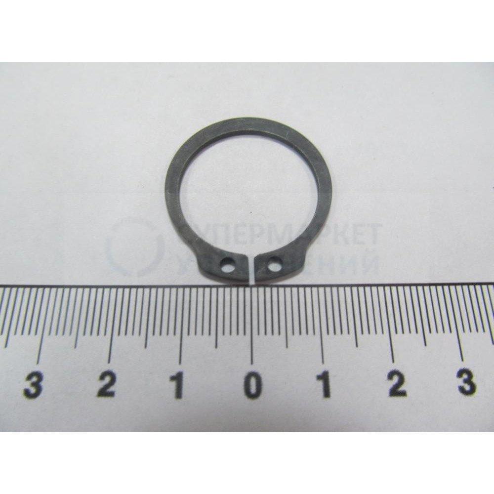Кольцо стопорное d 21мм наружное 1,2мм