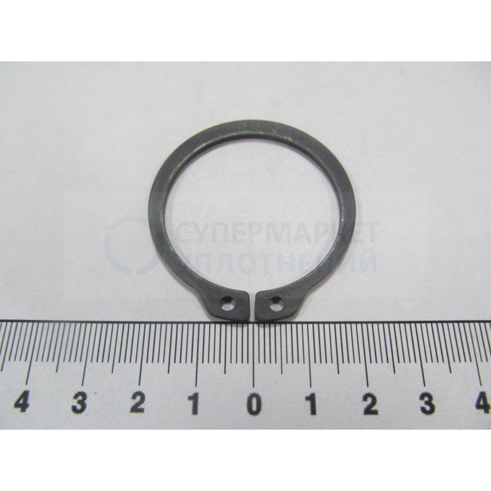 Кольцо стопорное d 36мм наружное