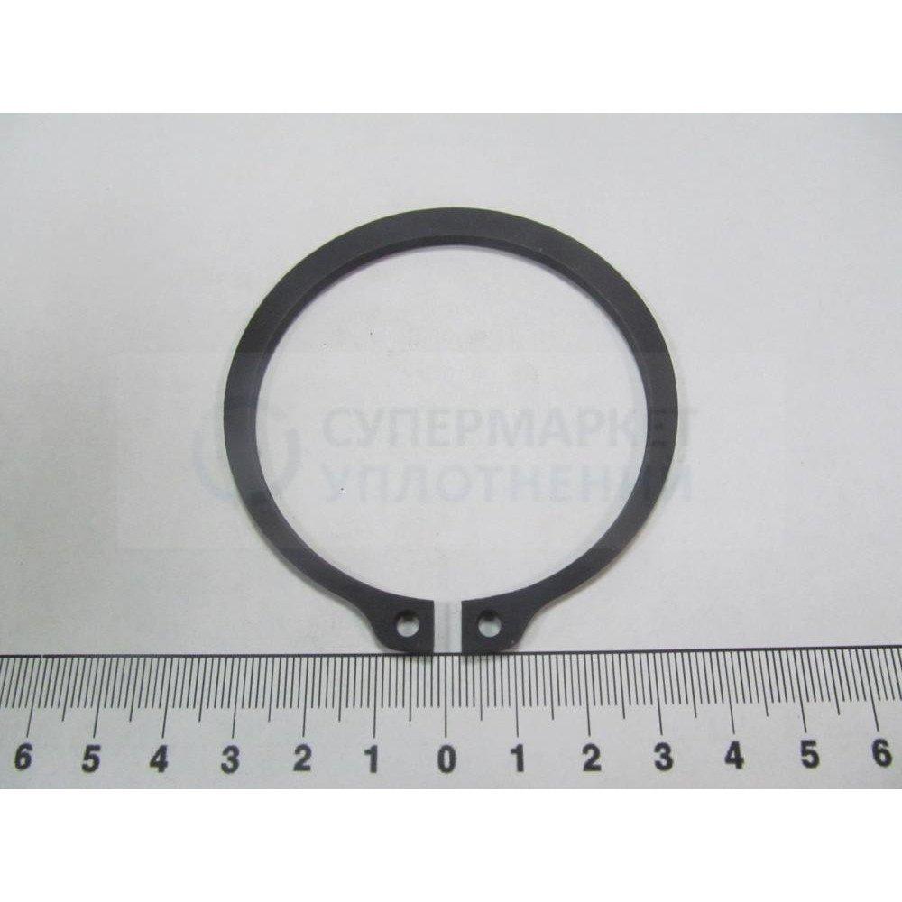 Кольцо стопорное d 62мм наружное