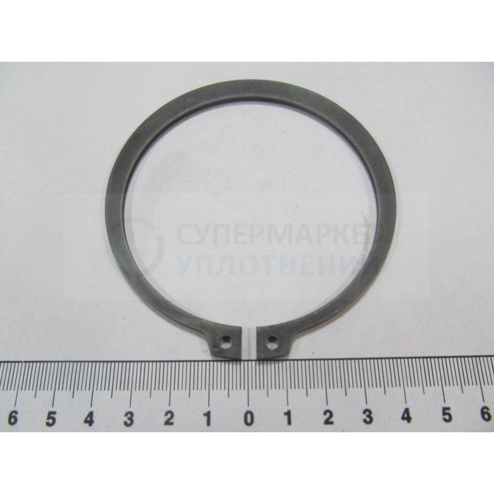 Кольцо стопорное d 78мм наружное