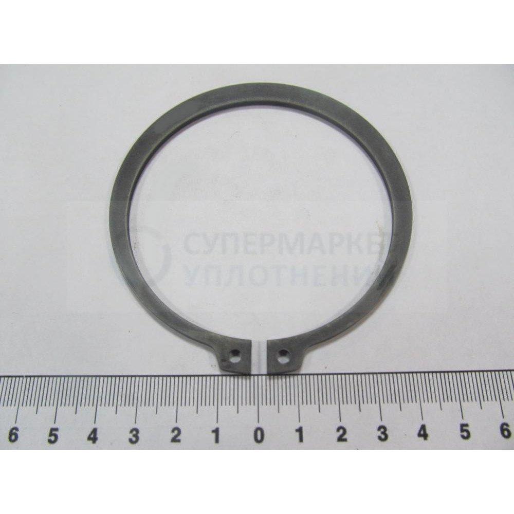 Кольцо стопорное d 80мм наружное
