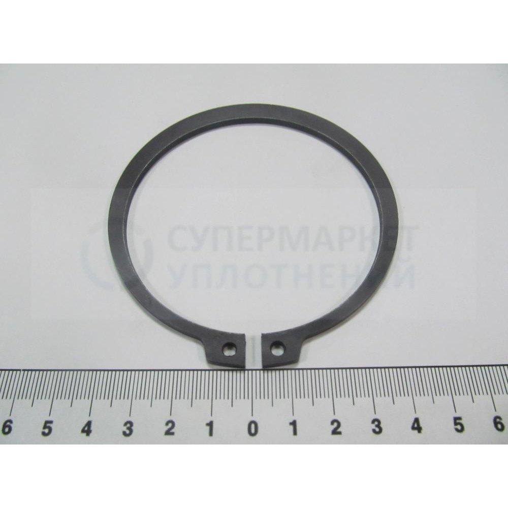Кольцо стопорное d 82мм наружное
