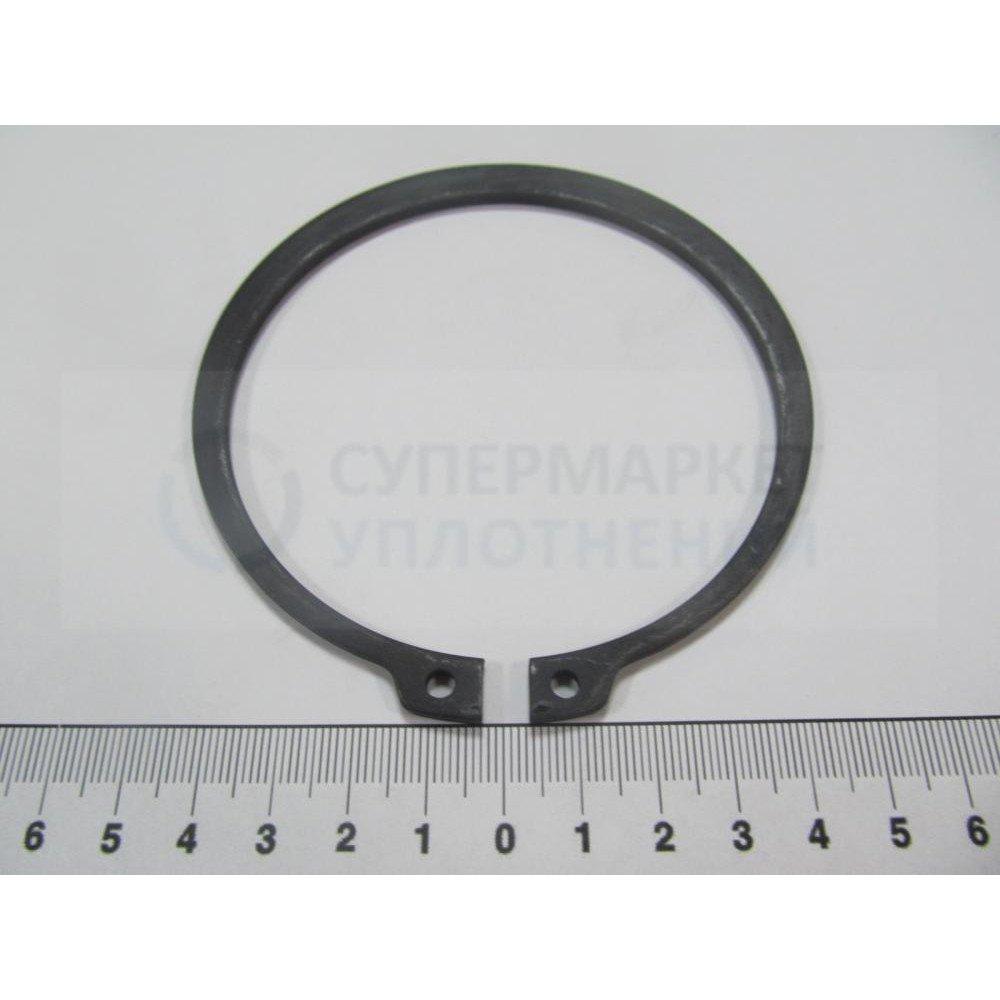 Кольцо стопорное d 90мм наружное