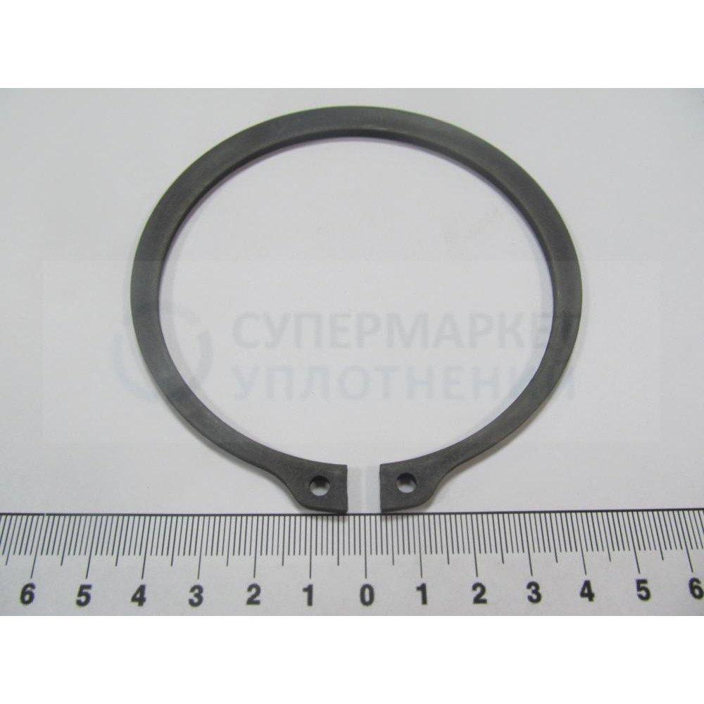 Кольцо стопорное d 92мм наружное