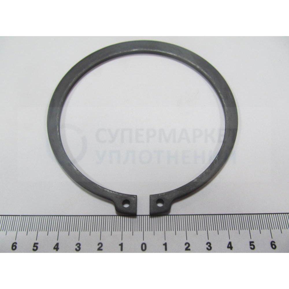 Кольцо стопорное d 98мм наружное