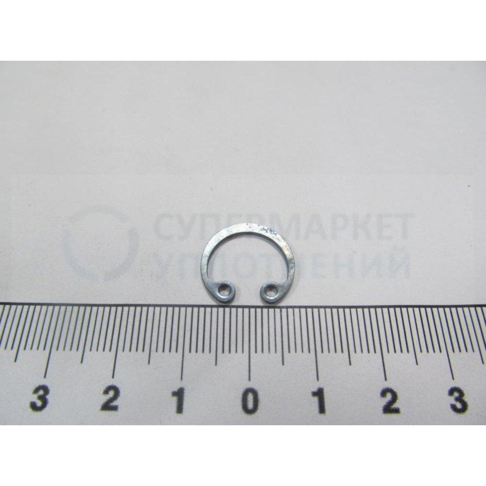 Кольцо стопорное d 16мм внутреннее