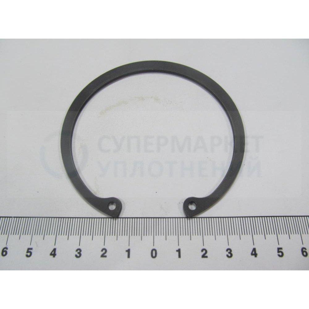 Кольцо стопорное d 80мм внутреннее