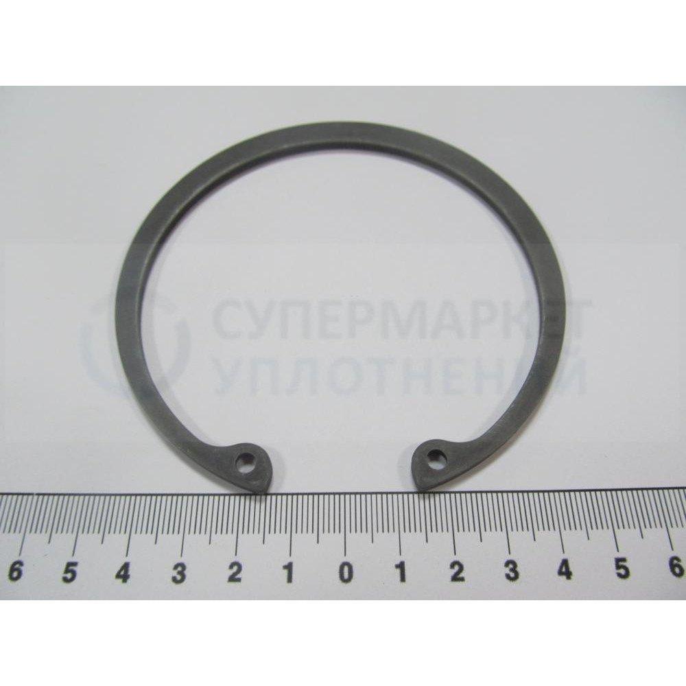 Кольцо стопорное d 92мм внутреннее